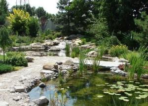 как создать красивый сад