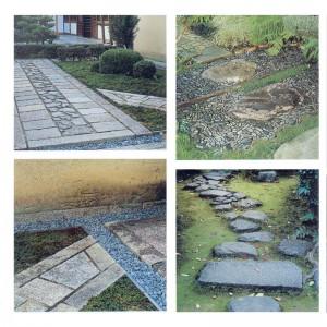 Мощения в японском саду
