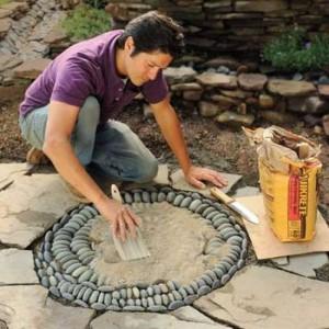 как сделать мозаику, фото