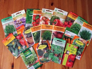 Семена овощей для балкона, фото