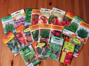 Семена овощей для балкона