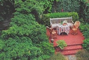 Место для отдыха, фото