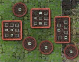 Терраса: план посадок на лето, фото